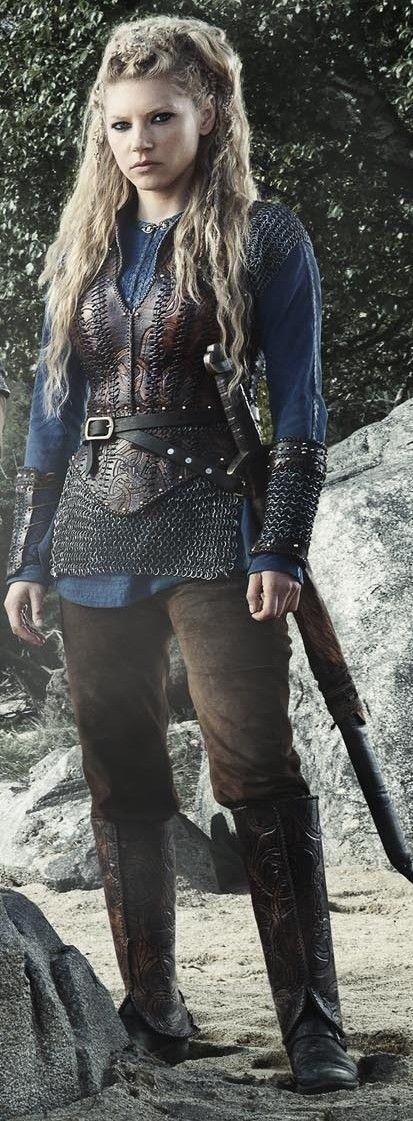 The Warrior Shield Maiden Lagertha