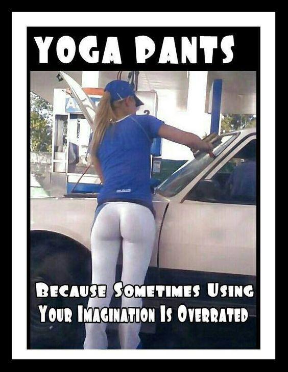 Thank You Yoga Pants