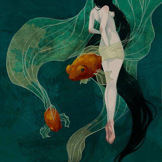 Swimming in Memories