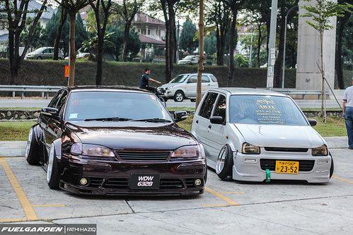 Toyota Camry Xv10 Perodua Kancil Con Imagenes Madera