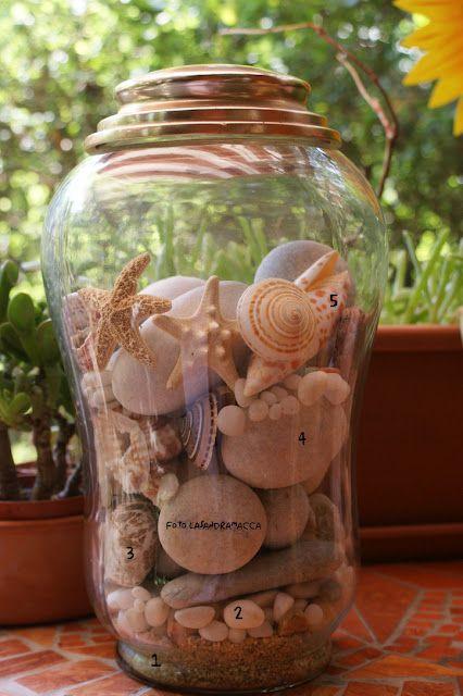 Ricordi in barattolo...  http://sandramaccaferri.blogspot.it/2011/07/ricordi-in-barattolo.html