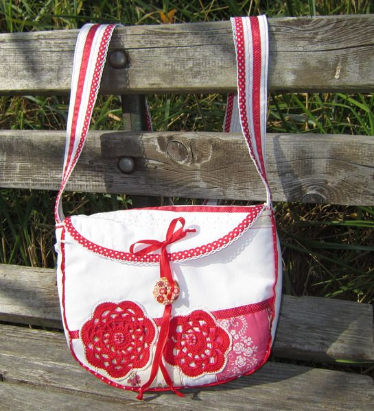 Handtasche - Gute Laune Tasche - mini <- ich bin noch zu haben ;-)