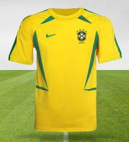 Camisa seleção – Copa 2002