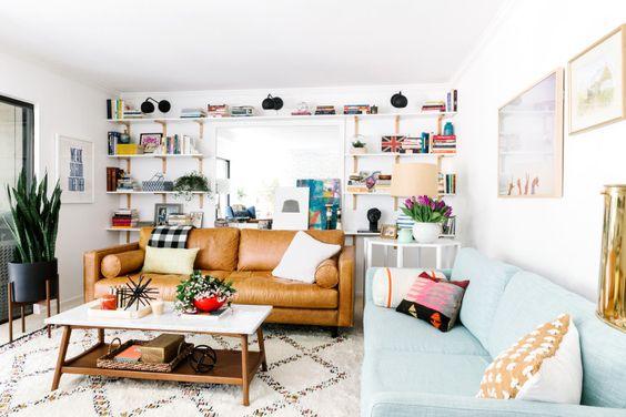 Yêu sofa da tphcm từ những thiết kế ấn tượng