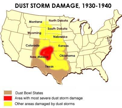 Dust Bowl Aftermath