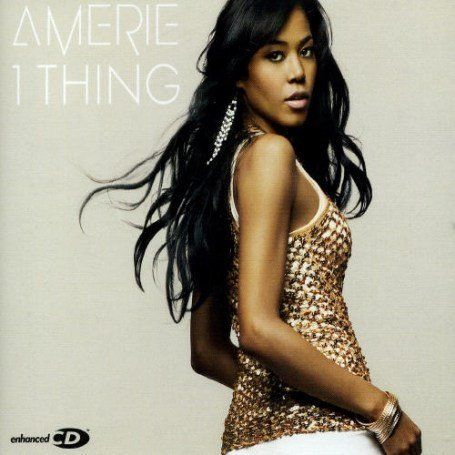 Amerie – 1 Thing (single cover art)