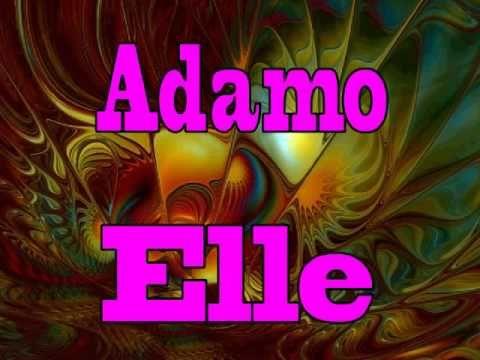 Salvatore Adamo Elle Youtube Music Songs Music Publishing Songs