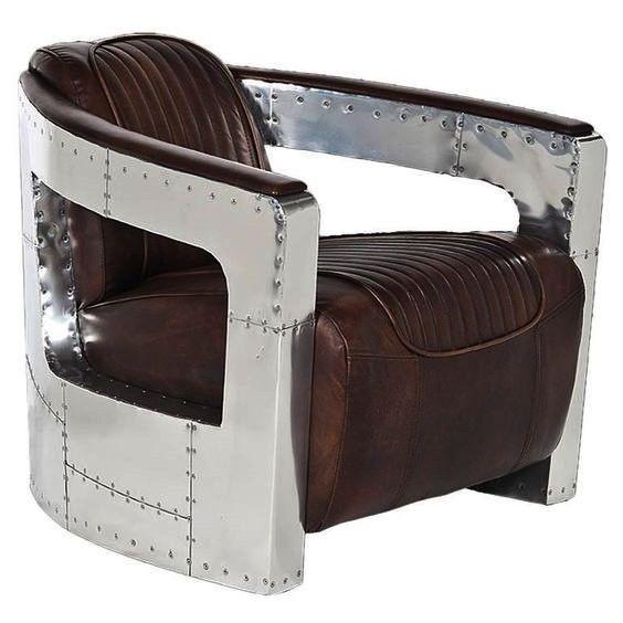Modern Contemporary Aviator Chair Metal Aviator Chair Aviator Furniture Home Furniture Diy Furniture Sofas Armchairs Suites Ebay Mobilier De Salon