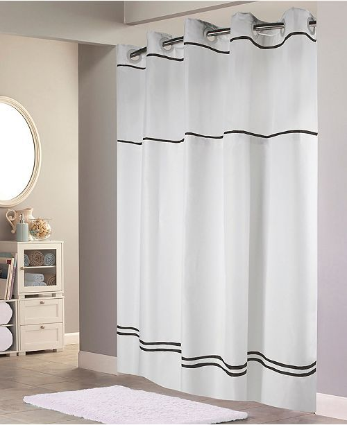 Hookless Monterey 3 In 1 Shower Curtain Reviews Shower