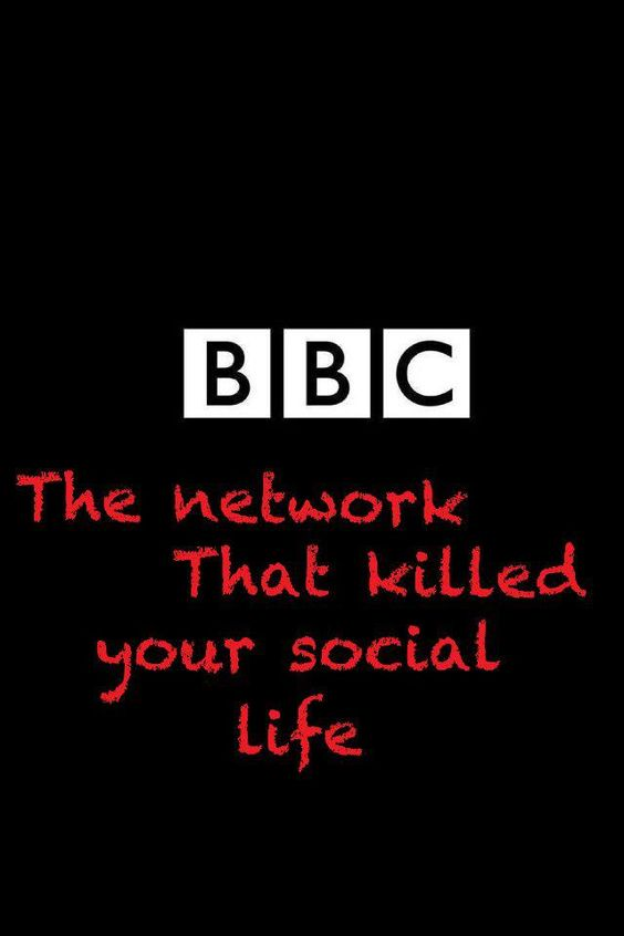 Oh no, my social life was already dead. BBC just shoved it on the ground, stepped on it and then poured a mountain of feels on it.