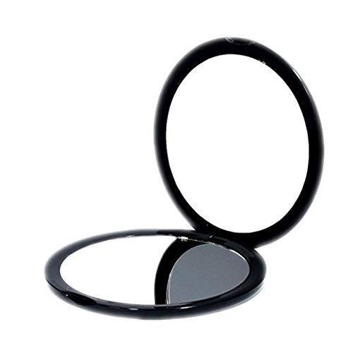 Deweisn Elegant Compact Pocket Makeup Mirror Handheld Travel Makeup Mirror With Powerful 10x Magnification In 2020 Travel Makeup Mirror Cosmetic Mirror Travel Mirror
