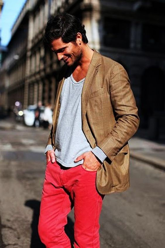 Men's Street Style Outfits For Cool Guys (48)
