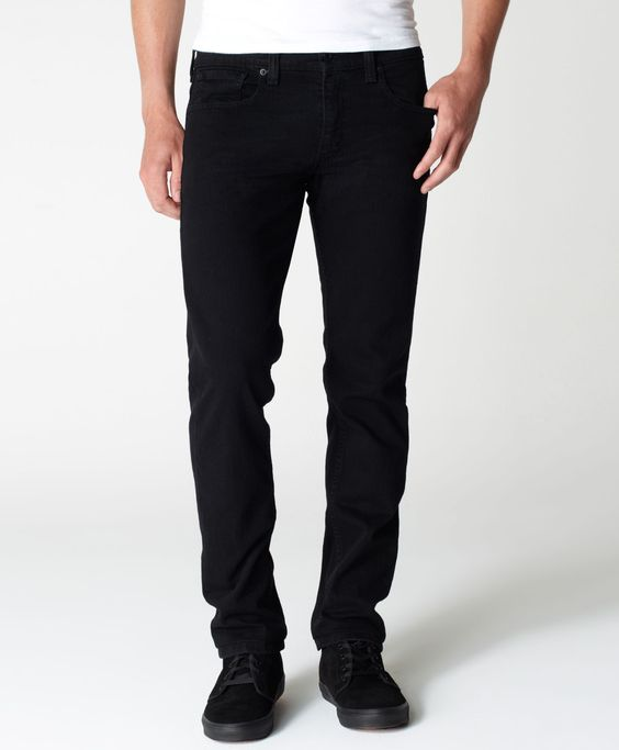 Levi's 511™ Skinny Jeans - Black | Dappered | Pinterest | The o ...