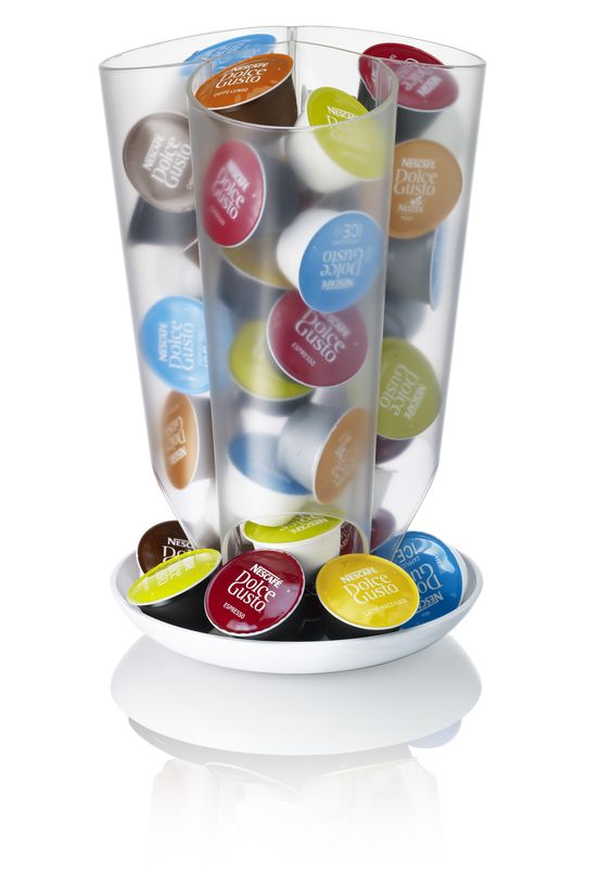 Nescafe dolce gusto the coffee shop chronicles - Porte dosettes dolce gusto ...