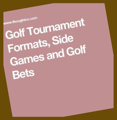 Golf betting games for tournament l3 internet csgo betting