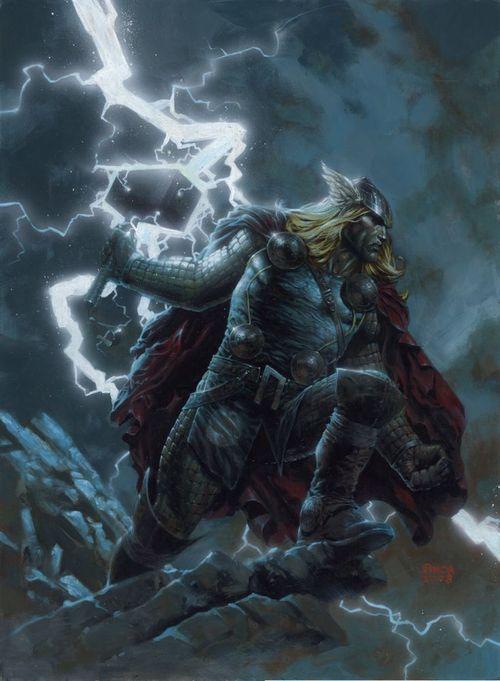 Thor by David Finch