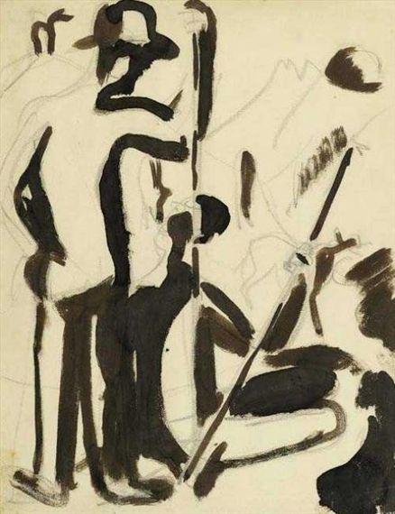 Ernst Ludwig Kirchner, Herdsmen