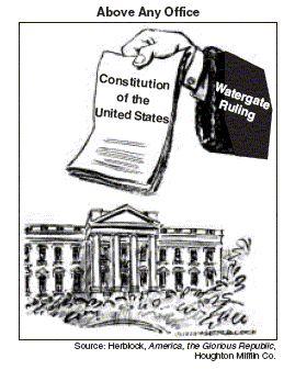 Watergate a study of political corruption essay