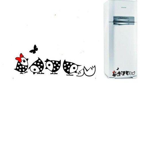 Formas de Utilização Aplicados em paredes, eletrodomésticos, vidros (superfícies lisas). Acompanha instruções para aplicação Características Técnicas Película auto adesiva . Benefícios ao Consumidor Proporciona um novo visual do ambiente de forma criativa e moderna Cuidados com o Produto A superfície a ser aplicada deve estar limpa, livre de poeira e seca Garantia Durabilidade de 5 anos Atenção: Imagem Ilustrativa!   O valor apresentado é referente ao tamanho pequeno do produto, caso deseje…