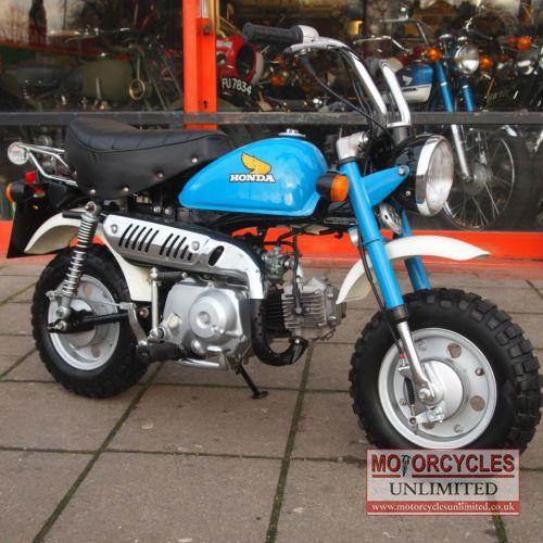 1980 Honda Z50j Monkey Bike For Sale Motorcycles Unlimited Bikes For Sale Classic Bikes For Sale Honda