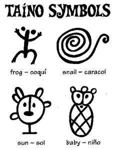 simbolos tainos  Boricua Tattoos  Pinterest  Do it yourself