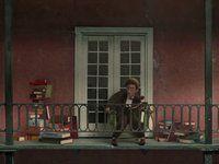 """Animated short: """"The Fantastic Flying Books of Mr. Morris Lessmore"""" (15 min.)"""