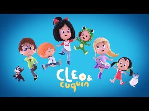 Cleo Cuquin La Pelota Canciones De Ninos Telerin Ninos Dibujos Animados