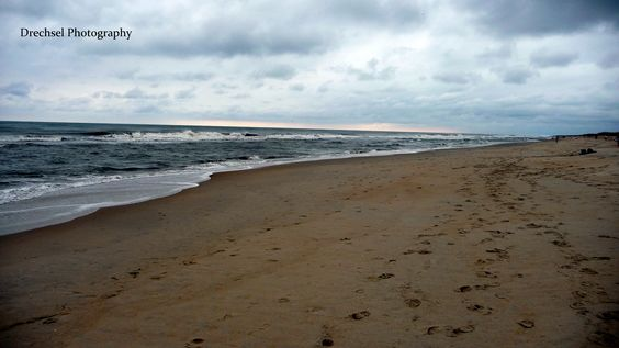 To live is so startling it leaves little time for anything else.  ~Emily Dickinson. Cape Hatteras, Outer Banks, NC.