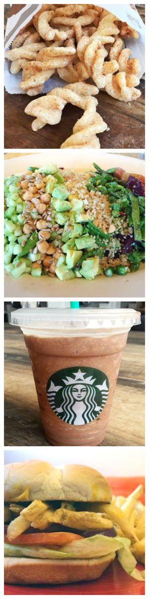Secret Vegan Menu Items at Chain Restaurants!