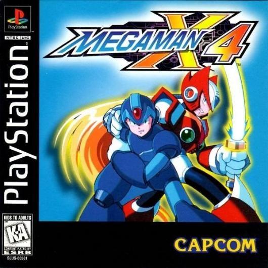 Mega Man X4 Castlevania E Jogos