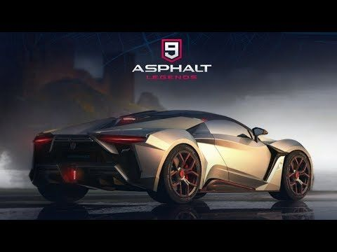 Asphalt 9 Legends Vanda Electrics Dendrobium Mg 45 In 2020 Tool Hacks Legend Racing Video Games