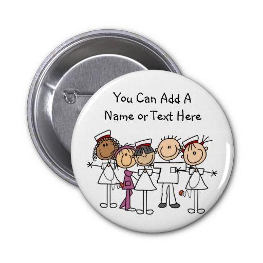 Krankenschwester-Wochen-T-Shirts und Geschenke Buttons