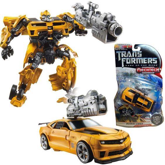 Трансформеры, роботы - это страсть каждого мальчишки! Подарите своему сыну радость - робот-машина в одной игрушке!