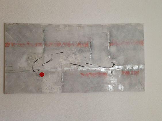 Angela Capó - Acrílico abstracto