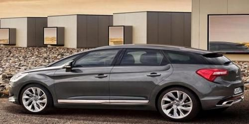 The Best 2019 Citroen Ds5 Concept And Review