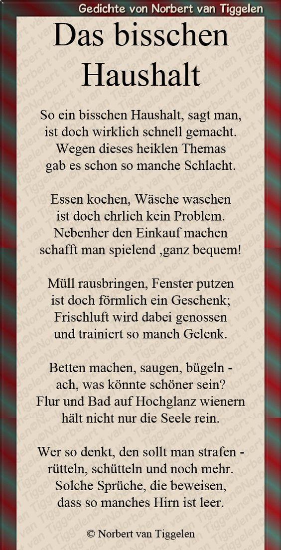 Mit Einem Klick Auf Dieses Gedicht Besuchen Sie Das Buch Mitten Aus Dem Leben Von Norbert Van Tiggelen Ind Lebensweisheiten Spruche Witzige Spruche Spruche