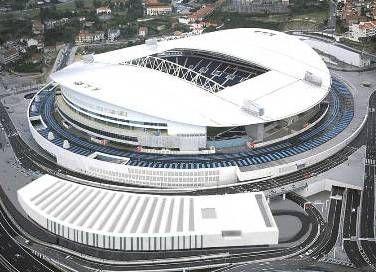 Estádio Do Dragão: Porto, Portugal
