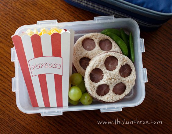 cool kid lunches