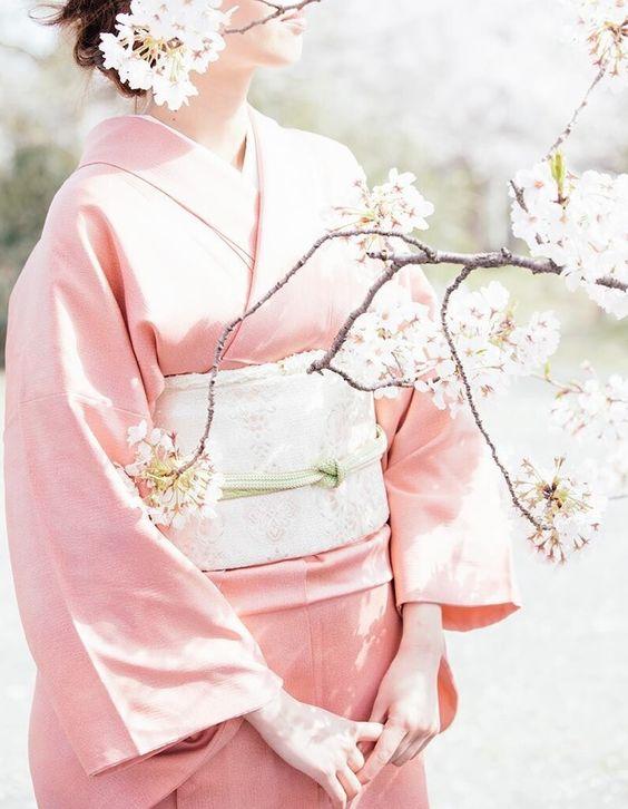 Japanese kimono: