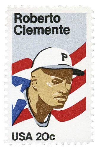 Estados Unidos, 1984 Roberto Clemente (1934-1972)