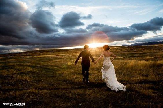 Neuseeland Pre-Wedding