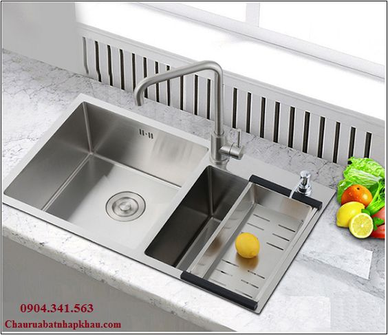 Lý do gì mà chậu rửa bát AMTS được ưa chuộng như hiện nay?