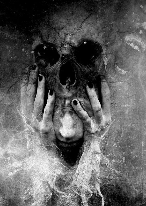 """""""For in dreams we weep"""" by Dan Verkys. °"""