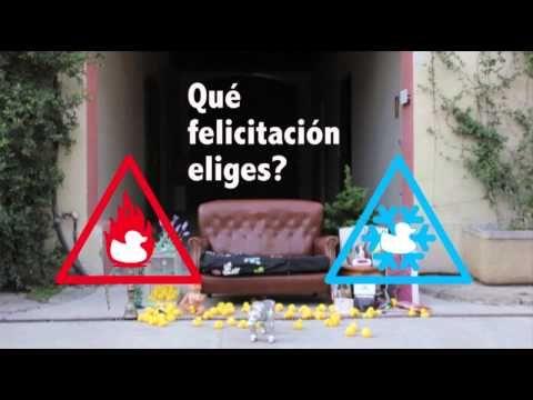 Feliz navidad 2012 - YouTube (Que felicitação escolhes?)