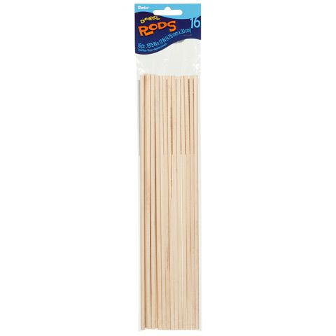 Wooden Dowels 3 16 X 12 Inch Unfinished Wood Rods Cheap Dowels Wooden Rods