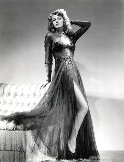Rita Hayworth 1941: