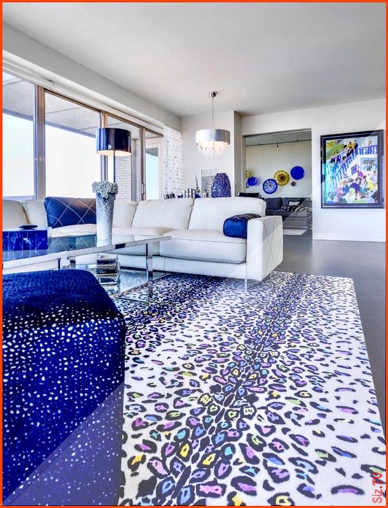 Modern Living Room Decor Cobalt Blue Decor Colorful Royal Blue Sofa Beautiful Lu Beautiful Blue Living Room Decor Blue Living Room Luxury Living Room Decor