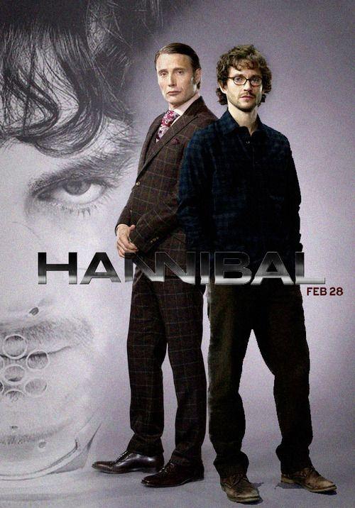 The madness returns. Hannibal season 2