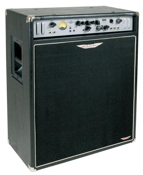 Ashdown Mag C410t-600 Evo Iii Combo Amp Black