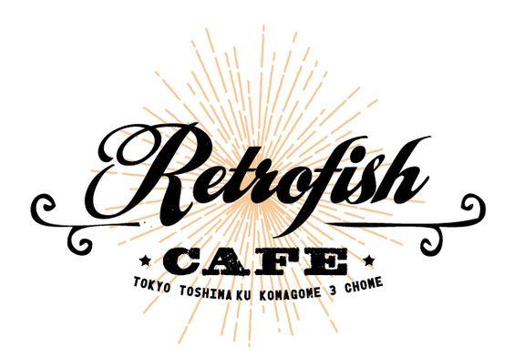 Retrofish Cafe Tokyo by Leviathan ••• #design #creative #create  #graphic #vintage #diseño #lifestyle #rockNroll #psychobilly #art #rockabilly #hotrod #motocicletas #bikers